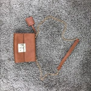 NEW forever 21 crossbody bag